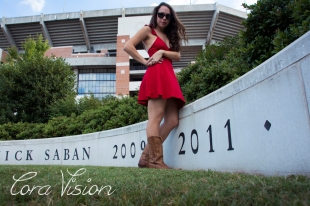 Cara Michalek Senior The University of Alabama Fall 2014